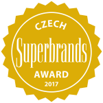 GEPARD - Czech Superbrands 2017