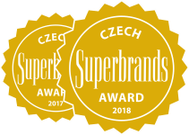 logo Czech Superbrands 2017/2018